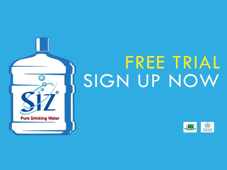 Free Trial - SIZ